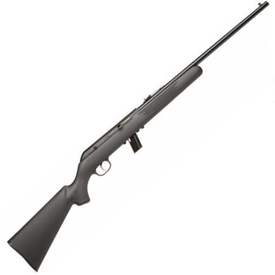 "Savage Model 64F Semi Auto Rimfire Rifle .22 LR 21"" Barrel 10 Rounds Synthetic Stock Satin Blued Finish 40203"