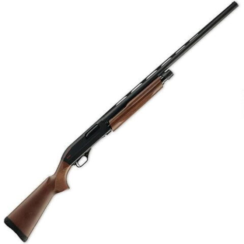"Winchester Super X Field Pump Action Shotgun 12 Gauge 28"" Vent Rib Barrel 3"" Chamber 4 Rounds Hardwood Stock Matte Blued Finish 512266392"