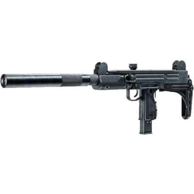 Umarex USA Walther UZI Semi Automatic Rifle .22 Caliber Black 5790300
