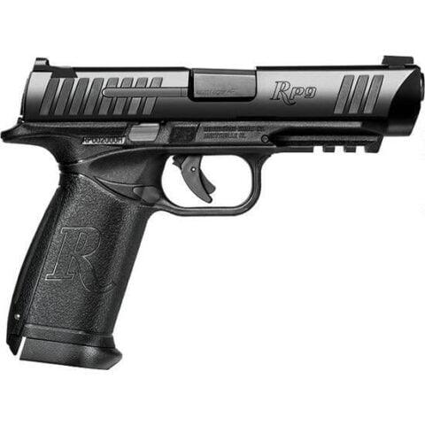 """Remington RP9 9mm Luger Semi Auto Pistol 4.5"""" Barrel 18 Rounds Black"""