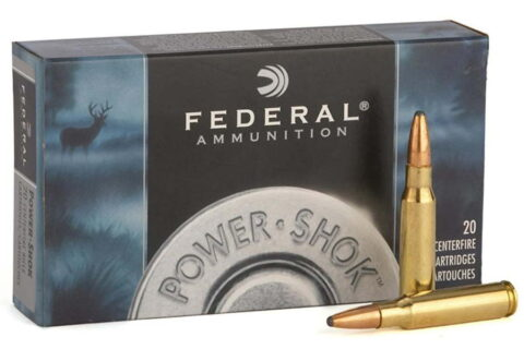 Federal 303 British 150 gr SP Power-Shok 20/Box