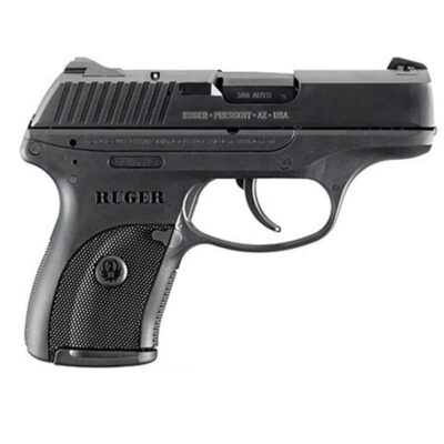 "Ruger LC380 Semi Auto 380 ACP 3.12"" Barrel 7 Rounds Black"