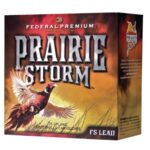 Federal Premium Prairie Storm FS Lead 20 Ga, 3″, 1300 FPS, 1.25oz, 4 Shot 25 Per Box