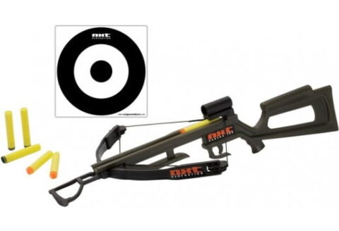 NXT GENERATION BOYS CROSSBOW BLACK W/ 6 PRJCLS & TARGET