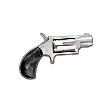 "North American Arms Mini Revolver 22 Magnum, 1/1/8"" Barrel Black Pearl Grips"