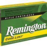 Remington Core-Lokt 25-06 Rem Pointed Soft Point 120gr, 20Bx