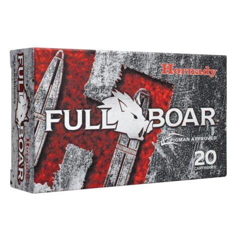 Hornady Full Boar 6.8mm SPC, 100 Gr, GMX Polymer Tip Hollow Point, 20rd/Box