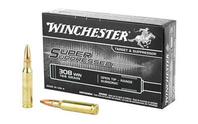 Winchester Ammunition Super Suppressed