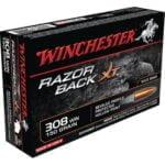 Winchester Razorback XT Rifle Ammunition .308 Winchester 150 Grain Razorback XT