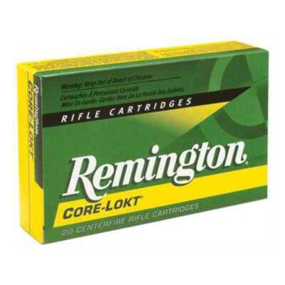 Remington Express .30-30 Winchester Ammunition 20 Rounds 150 Grain Core-Lokt Soft Point Projectile 2390fps