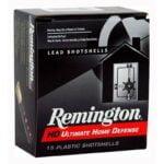 "Remington .410 Bore Ammunition 15 Rounds 2.5"" 000 Buckshot"