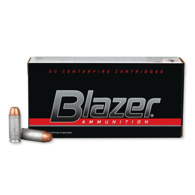 CCI Blazer 10mm Auto Ammunition