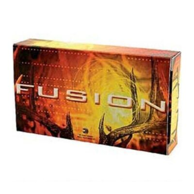 Federal Fusion .22-250 Remington Ammunition 20 Rounds 55 Grain 3,600 Feet Per Second