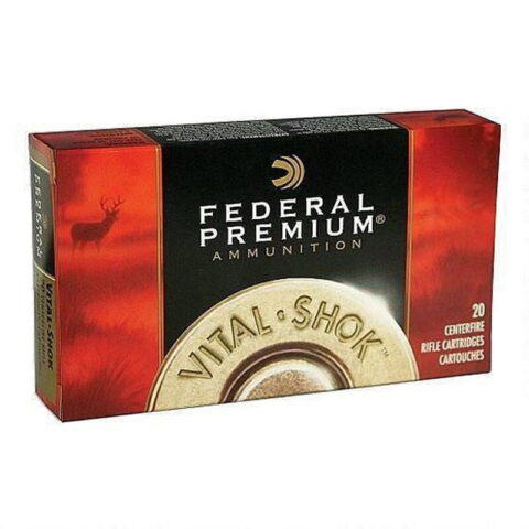 Federal .308 Win 165 Grain Trophy Bonded HP 20 Round Box