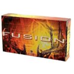Federal Fusion .30-30 Winchester Ammunition 20 Rounds Bonded Flat Nose 170 Grains F3030FS2
