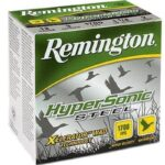 "Remington HyperSonic Steel 12 Gauge Ammunition 25 Rounds 3"" #2 Steel 1.25 Ounce 26775"