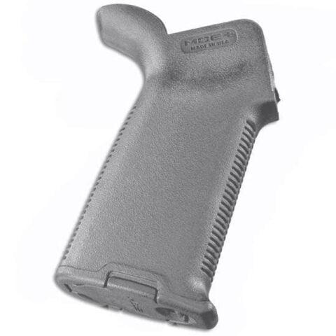 Magpul MOE+ AR-15 Pistol Grip Polymer Gray MAG416-GRY