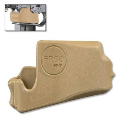ERGO AR-15 Never Quit Magwell Grip Polymer Flat Dark Earth 4965-DE