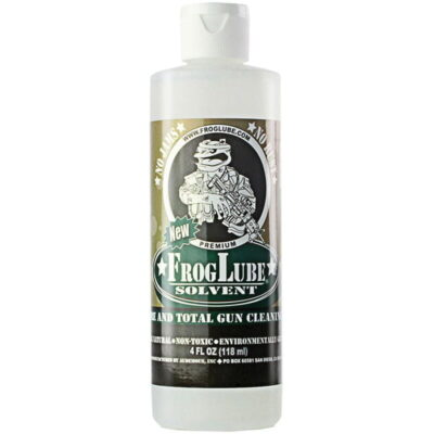 FrogLube Solvent, 4 oz. Bottle