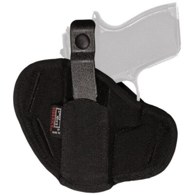 "Uncle Mike's Hidden Hammer 3.25""-3.75"" Barrel Medium/Large Super Belt Slide Holster AMBI"