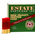 ESTATE HV166 HIGH VELOCITY HUNTING LOADS 16 GA 2.75″ 1.1 OZ 6 SHOT 25BOX