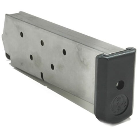 Ruger P90/97 Magazine 45 ACP, Stainless, 8rd