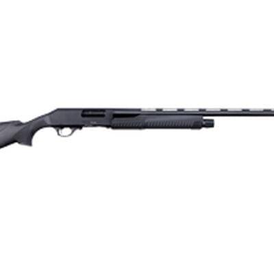"Armsco 12 Gauge Pump Shotgun 3"" Chamber 28"" Barrel Black Synthetic Stock"