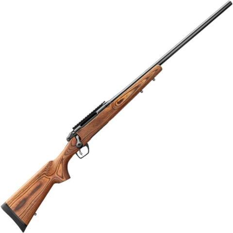 "Remington 783 Varmint .308 Win Bolt Action Rifle 26"" Heavy Barrel 4 Round Detachable Box Mag Crossfire Trigger Laminate Stock Matte Blued"