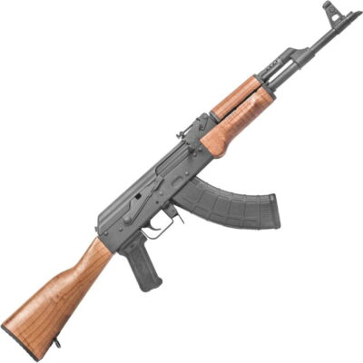 "Century Arms VSKA 7.62x39 AK-47 Semi Auto Rifle 16.5"" Barrel 30 Rounds Wood Furniture Black"