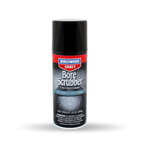 Birchwood Casey Bore Scrubber 2-in-1 Cleaner Aerosol 10 oz.
