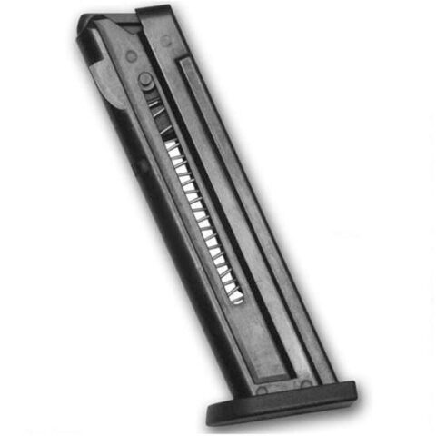 German Sport Gun Firefly 10 Round Magazine .22 Long Rifle Aluminum Matte Black Finish
