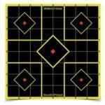 Birchwood Casey Shoot-N-C 8 in. Sight-In Target – 6 Targets