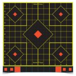 Birchwood Casey Shoot-N-C 12 in. Sight-In Target – 5 targets (replaces 34205)