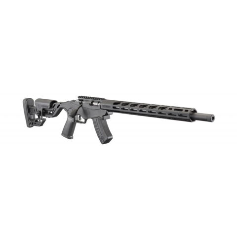 "Ruger Precision Rimfire 17 HMR 18"" Barrel Synthetic Adjustable Stock 15rd Mag"