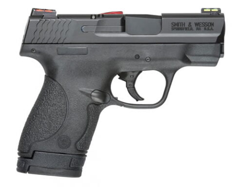 "Smith & Wesson M&P9 Shield *CA* 9mm, 3.1"", HiViz 2.0 7/8R"