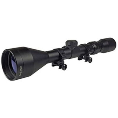 "Truglo Buckline 3-9x50mm Rifle Scope BDC Reticle 1"" Tube Fixed Parallax Matte Black"