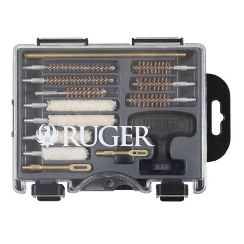 Allen Ruger Compact Handgun Cleaning Kit .38/.40/.45 Cal.