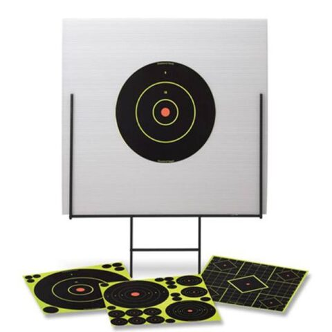 Birchwood Casey Shoot-N-C Portable 18 x 18 in. Shooting Range and Targets Kit