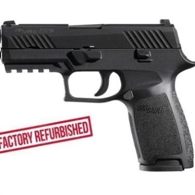 SIG Sauer CPO P320 Carry 40sw Night Sights - Factory Refurbished MINT