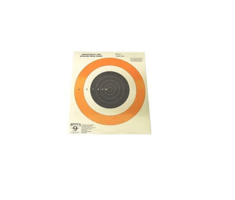 Hoppe's 9 NRA B16 Target 25 Yd Slowfire 20/Pack B16