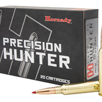 Hornady, Precision Hunter, 300PRC, 212 Grain, ELD-X, 20 Round Box