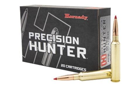 Hornady, Precision Hunter, 300PRC, 212 Grain, ELD-X, 20 Round Box