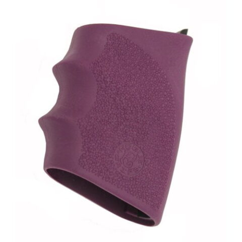 Hogue 17406 HandAll Grip Sleeve, S&W M&P9, Purple