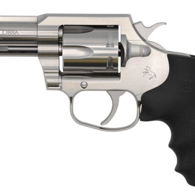 "Colt King Cobra .357 Mag/38 Special, 3"" Barrel, 6rd, Stainless Steel"