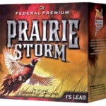 Federal® Premium® Prairie Storm™ FS Lead® 20 Gauge, 1 oz. #4, 2-3/4″
