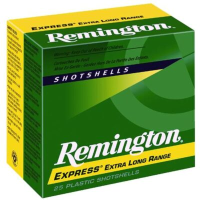 "Remington Express 16 ga 2-3/4"" #4 Shot 1-1/8 oz 25 Rnd Box"
