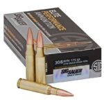SIG Sauer Elite Performance .308 Winchester Ammunition 20 Rounds 175 Grain Open Tip Match 2600fps