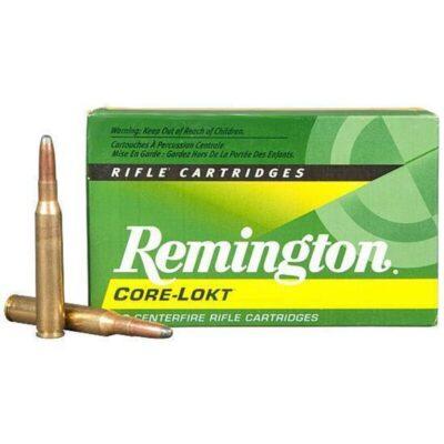 Remington Express .260 Remington Ammunition 20 Rounds 140 Grain Core-Lokt PSP Soft Point Projectile 2750fps