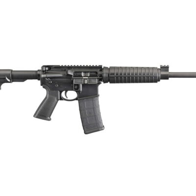 Ruger AR-556 5.56mm Optics-Ready Semi-Automatic Rifle