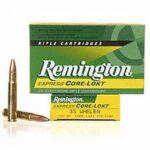 Remington Express .35 Whelen Ammunition 20 Rounds 200 Grain Core-Lokt PSP Soft Point Projectile 2675fps